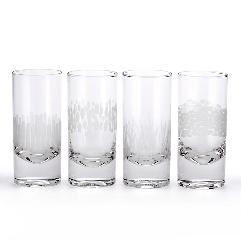 Mingle Highball Glasses, Set Of 4