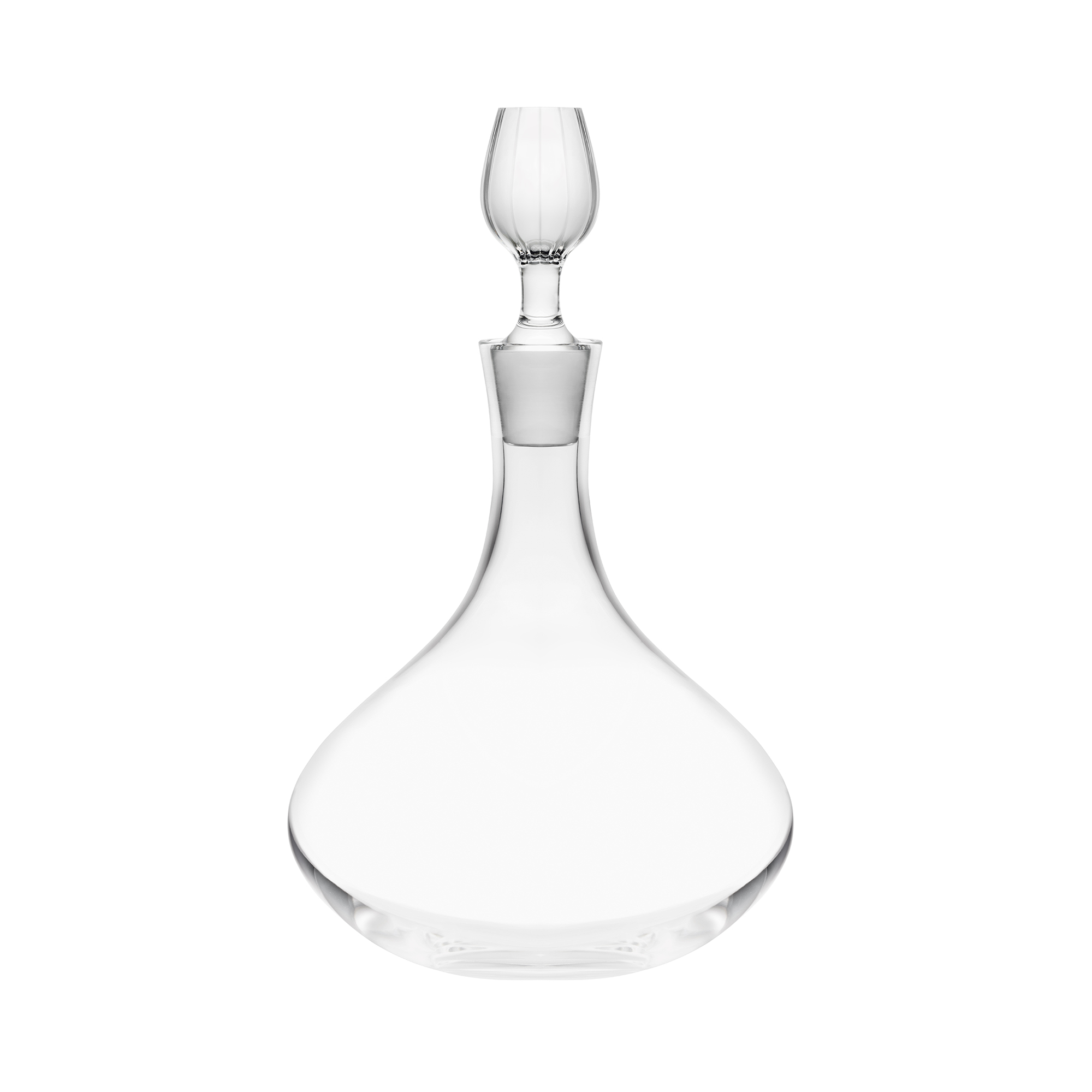 Saint-Louis Crystal Twist Wine Carafe