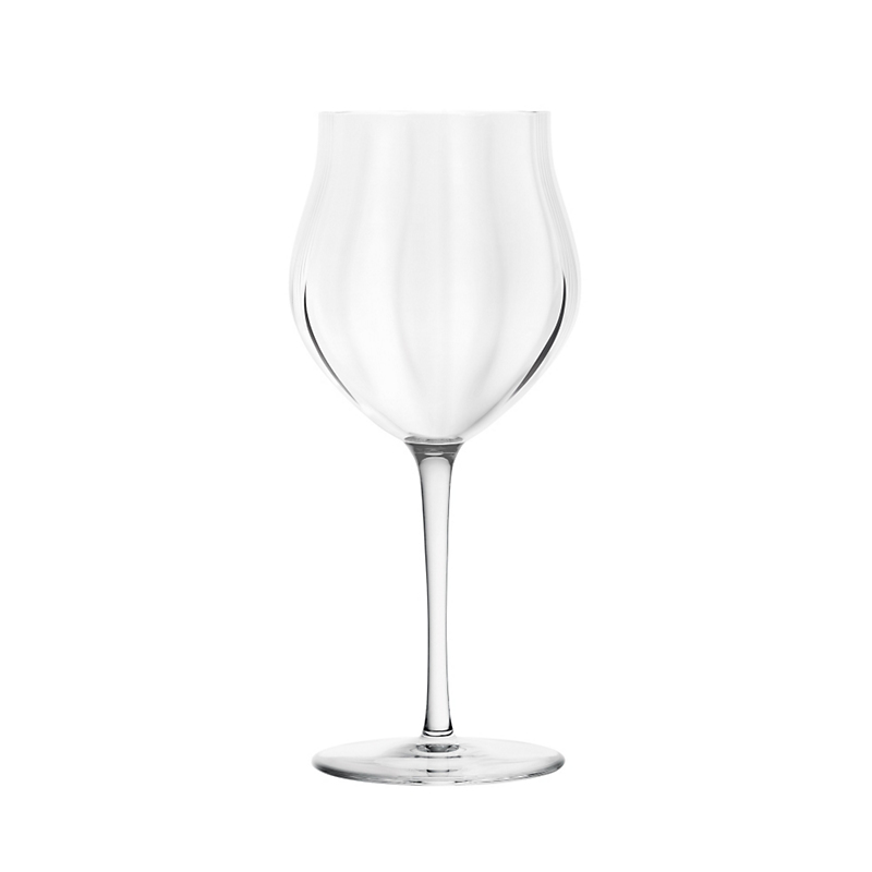 Saint-Louis Crystal Twist Young Wineglass