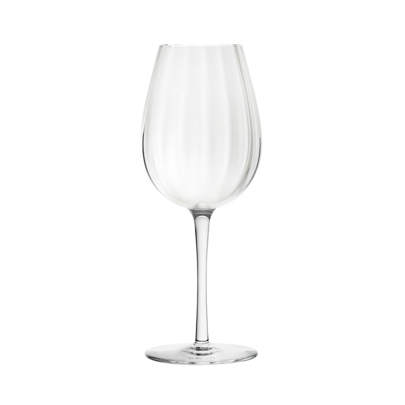 Saint-Louis Crystal Twist Mature Wineglass