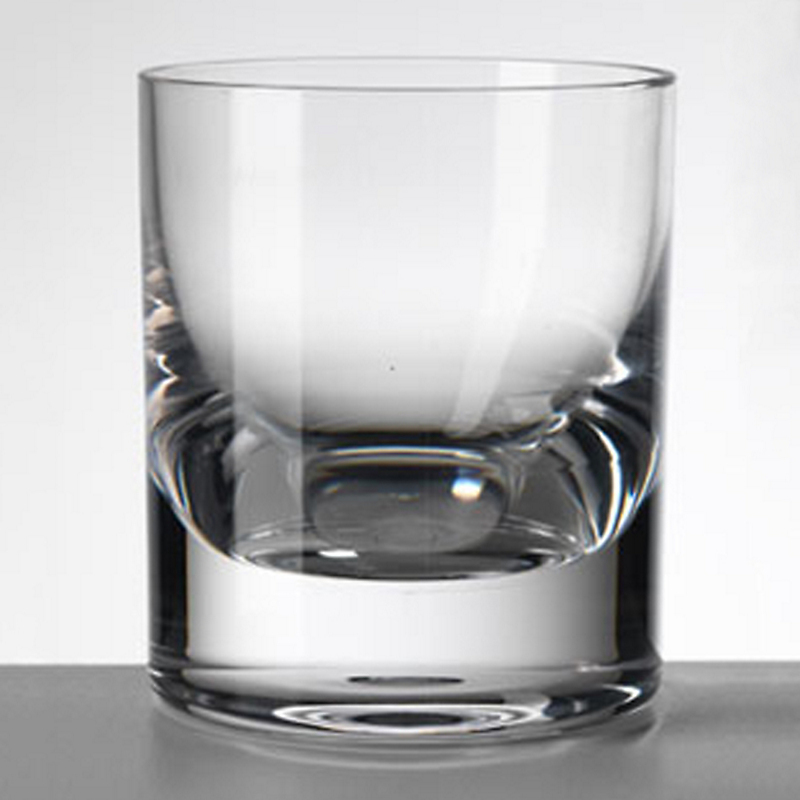 Mario Luca Giusti Scotch Tumbler, Clear