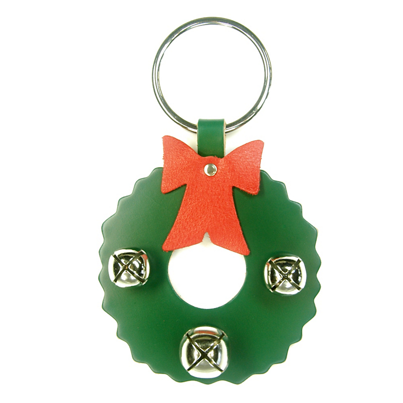 Wreath Shaped Door Hanger