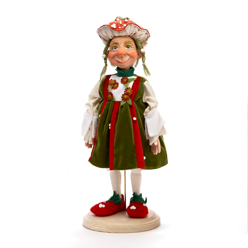 Mrs Elf Figure