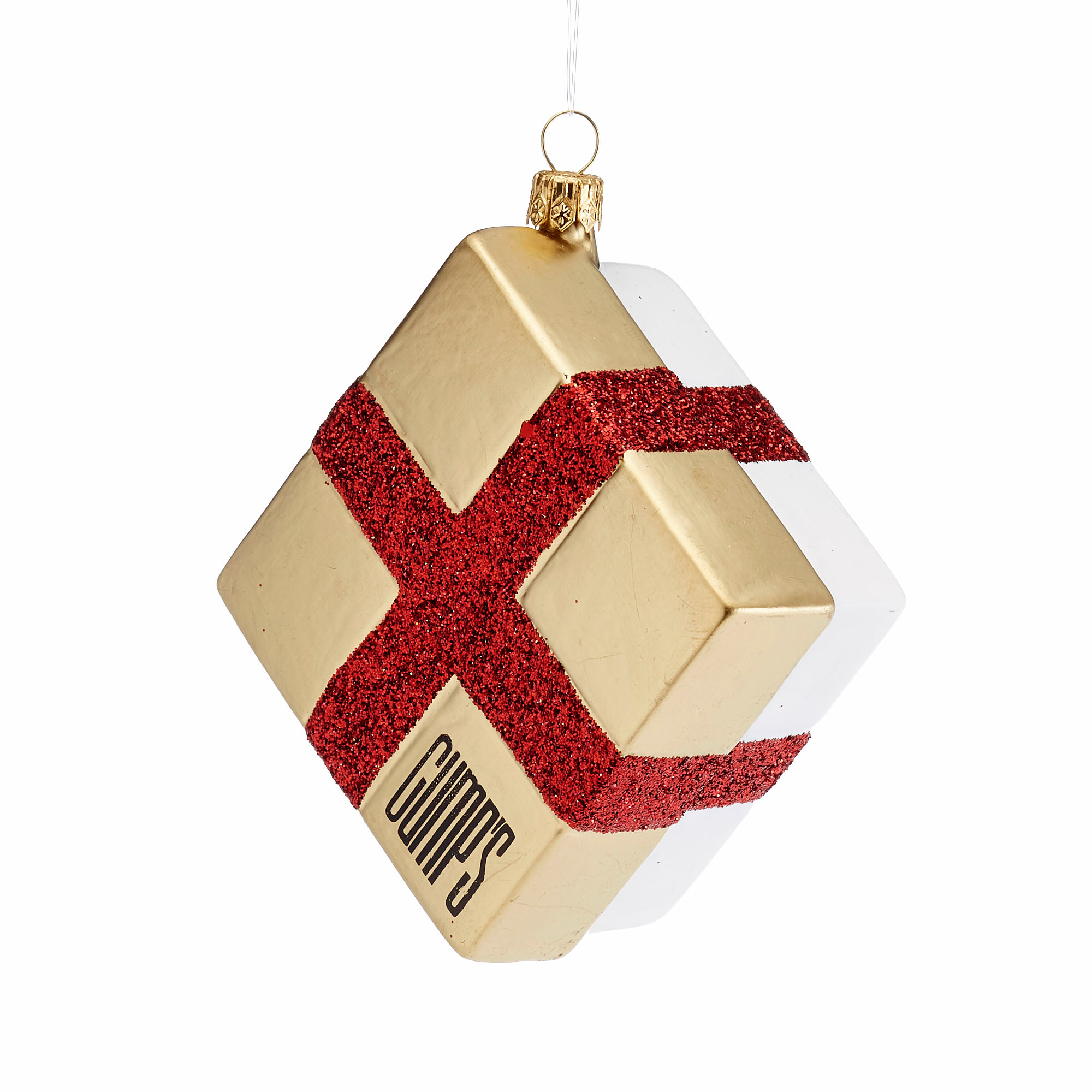 Gump's Gift Box Ornament