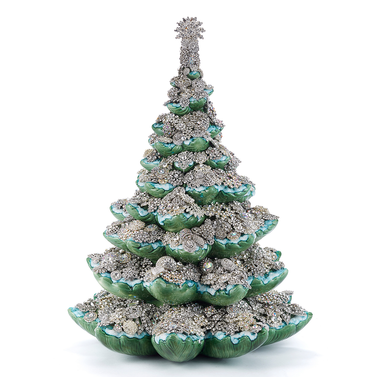 "Eric Cortina 21"" Jeweled Tree"
