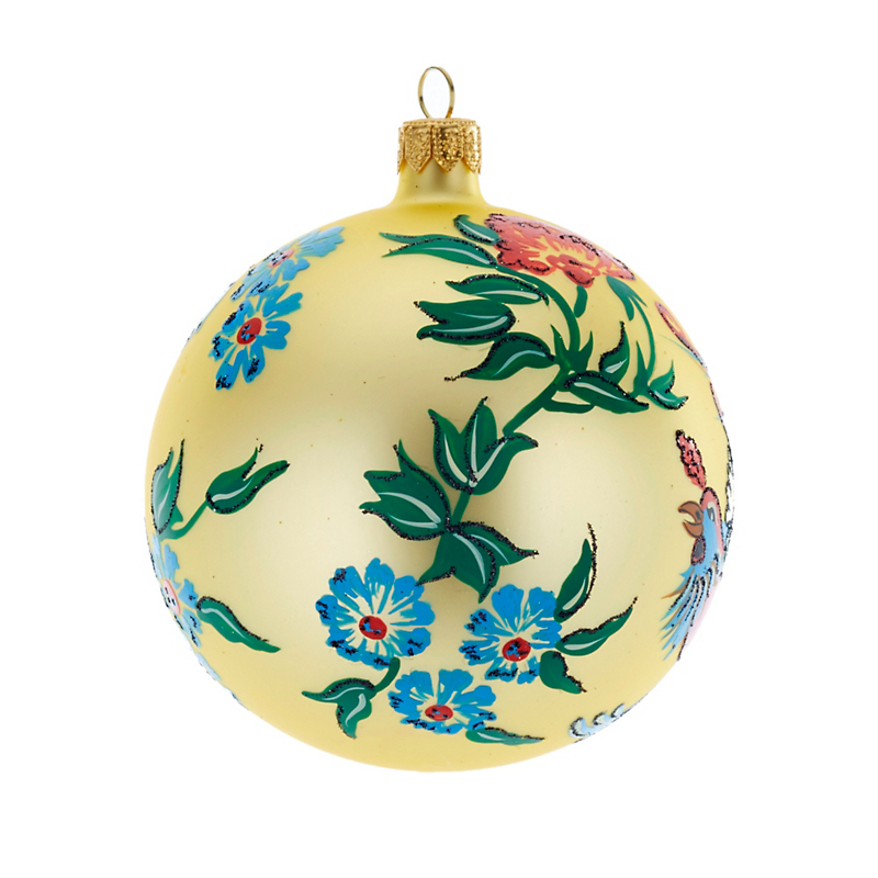 Phoenix Ball Christmas Ornament