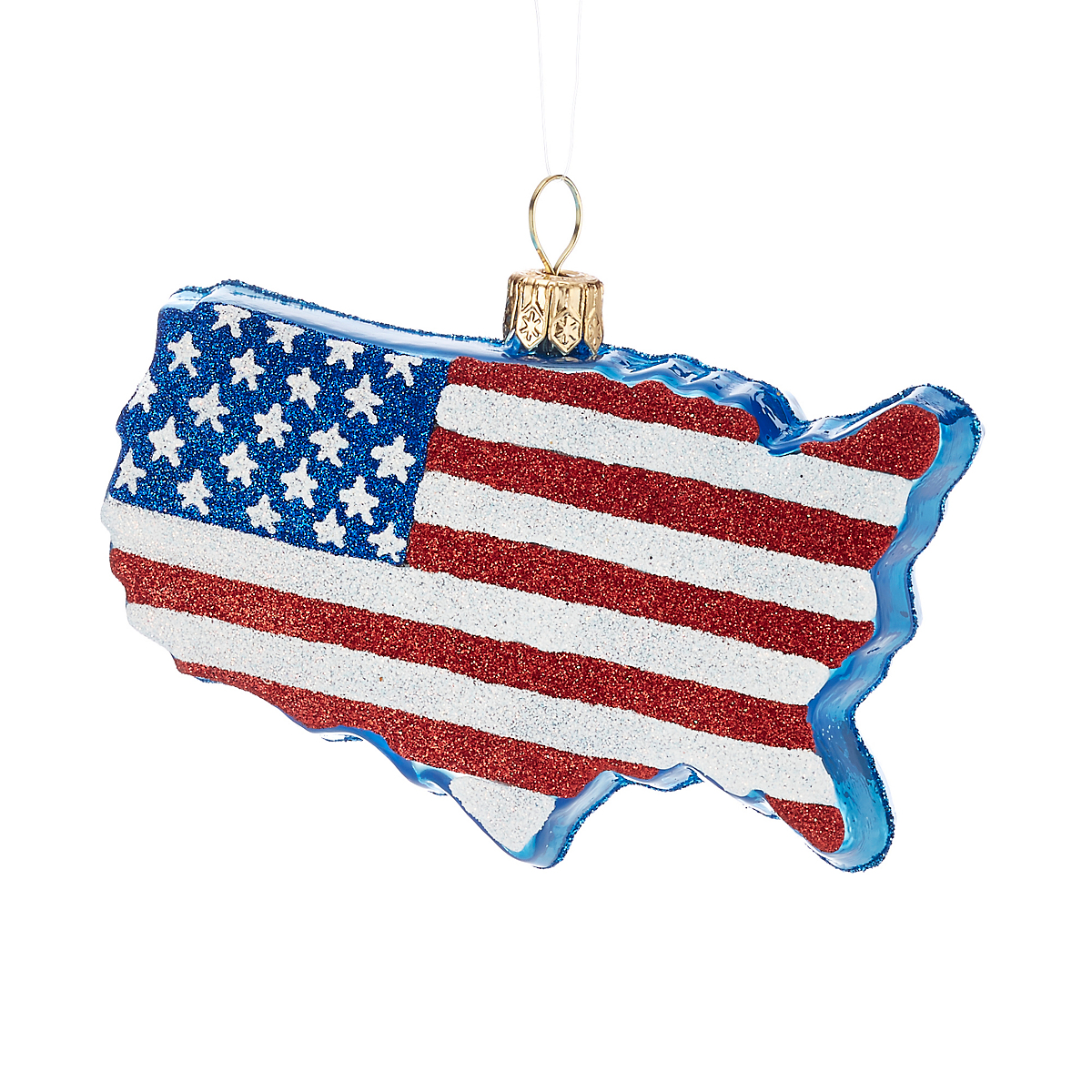 United States Christmas Ornament