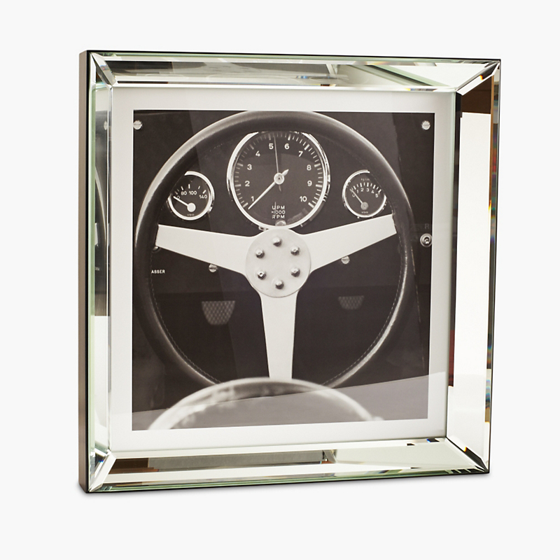 1959 Porsche Steering Wheel Wall Art