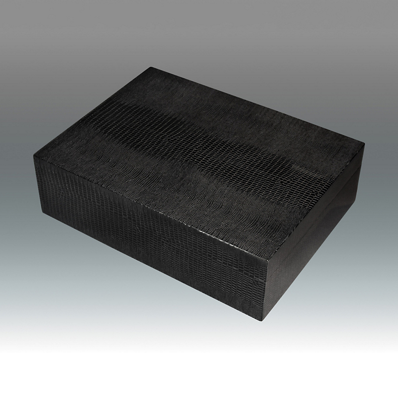 Black Iguana Jewelry Box