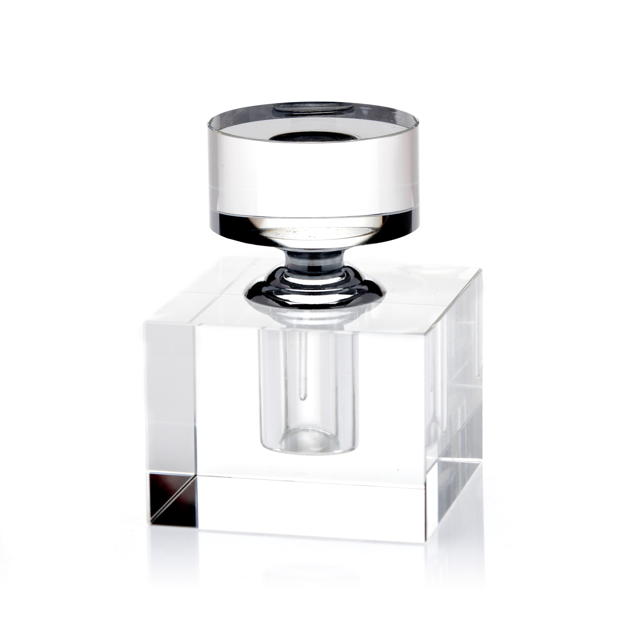 Zodax Cube Perfume Bottle