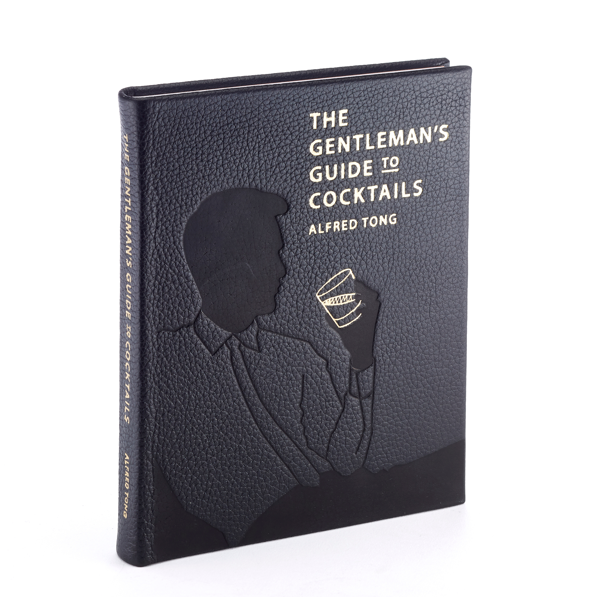 The Gentleman's Guide to Cocktails Book