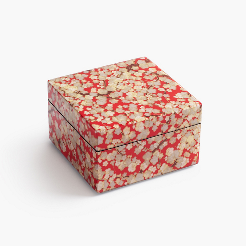 Cherry Blossom Square Box