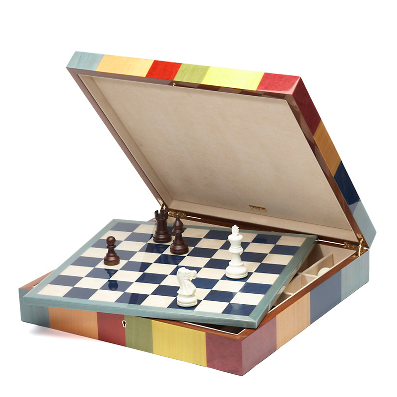 Ercolano Zag Chess Board