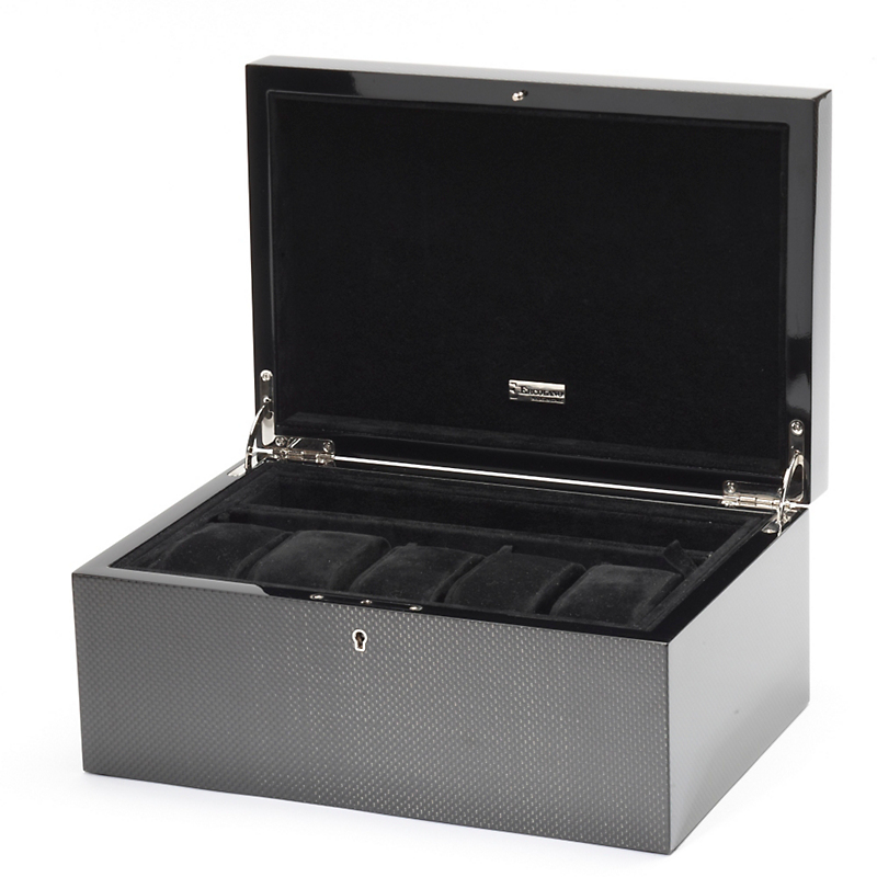 Ercolano Roger Watch Box With Tray