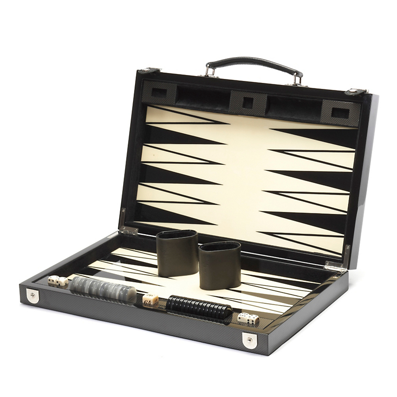 Ercolano Roger Backgammon Set