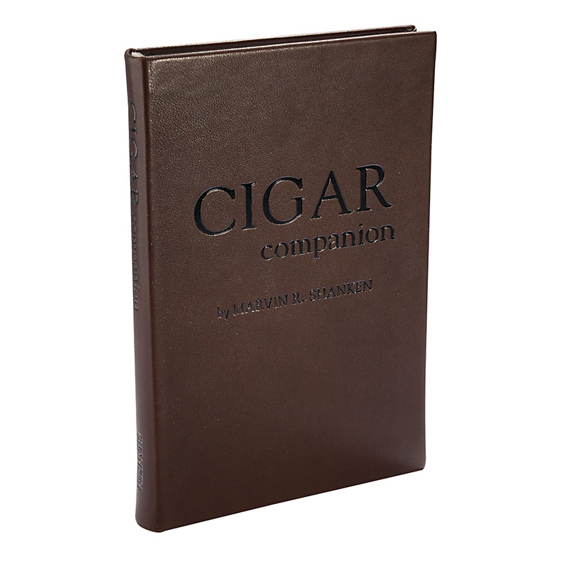 Cigar Companion Book