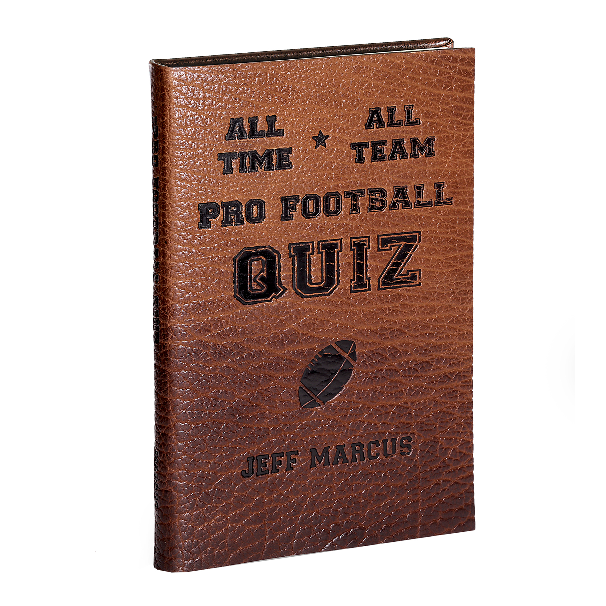 Graphic Image Pro Football Quiz