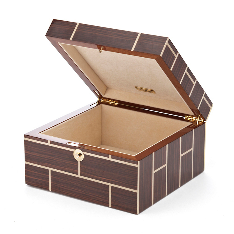 Ercolano Yacht Brown Box
