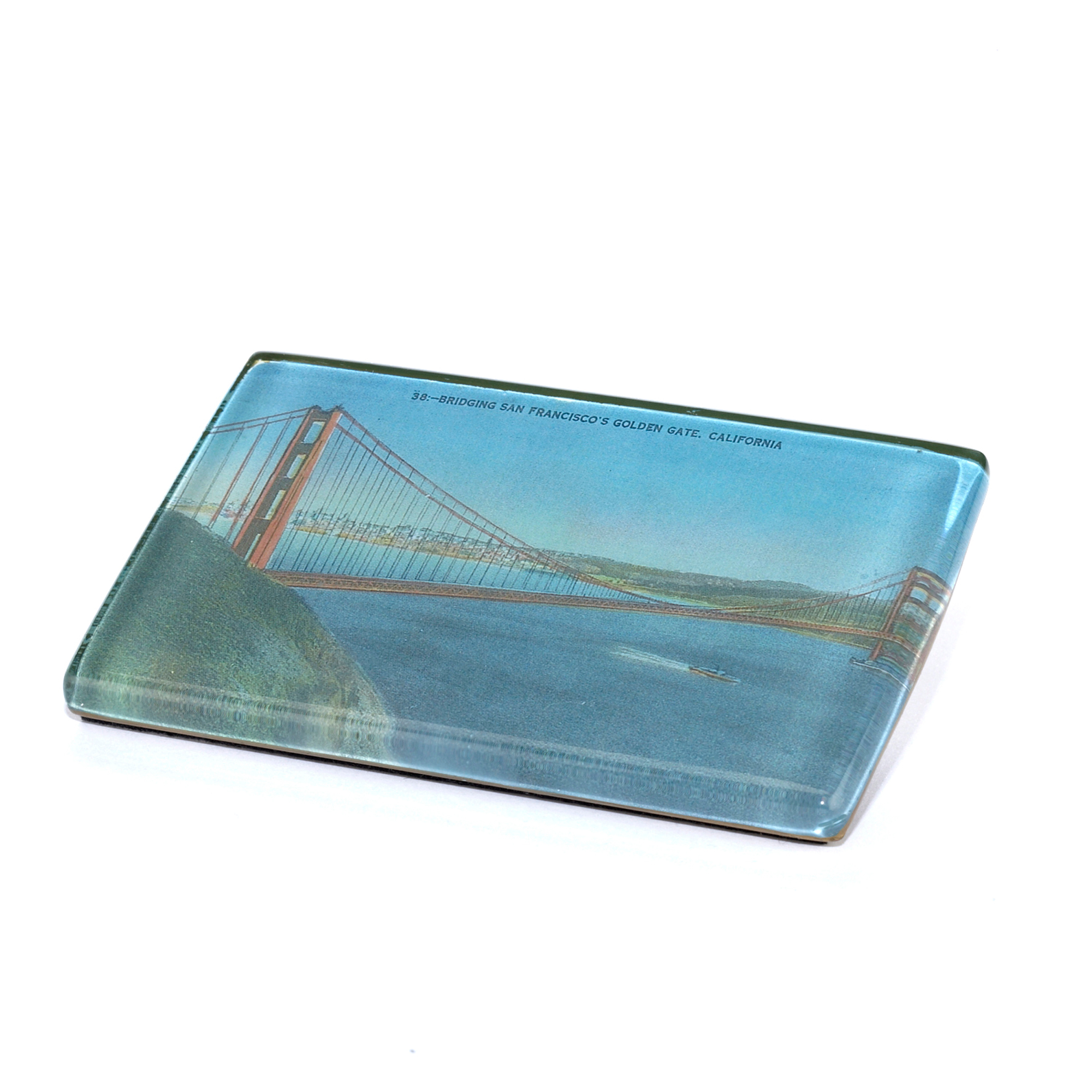 Golden Gate Paperweight