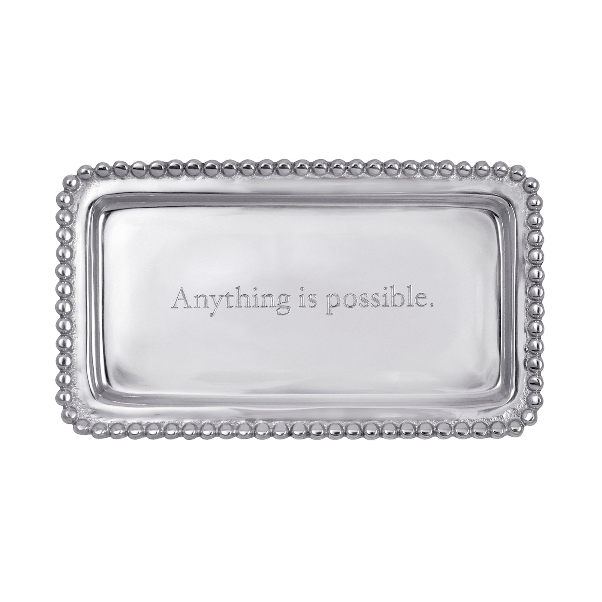 Mariposa Anything Is Possible' Tray