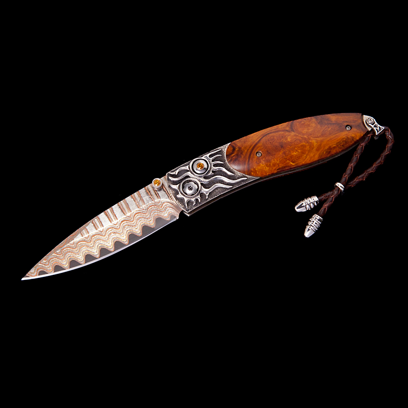 William Henry Monarch Flame Knife