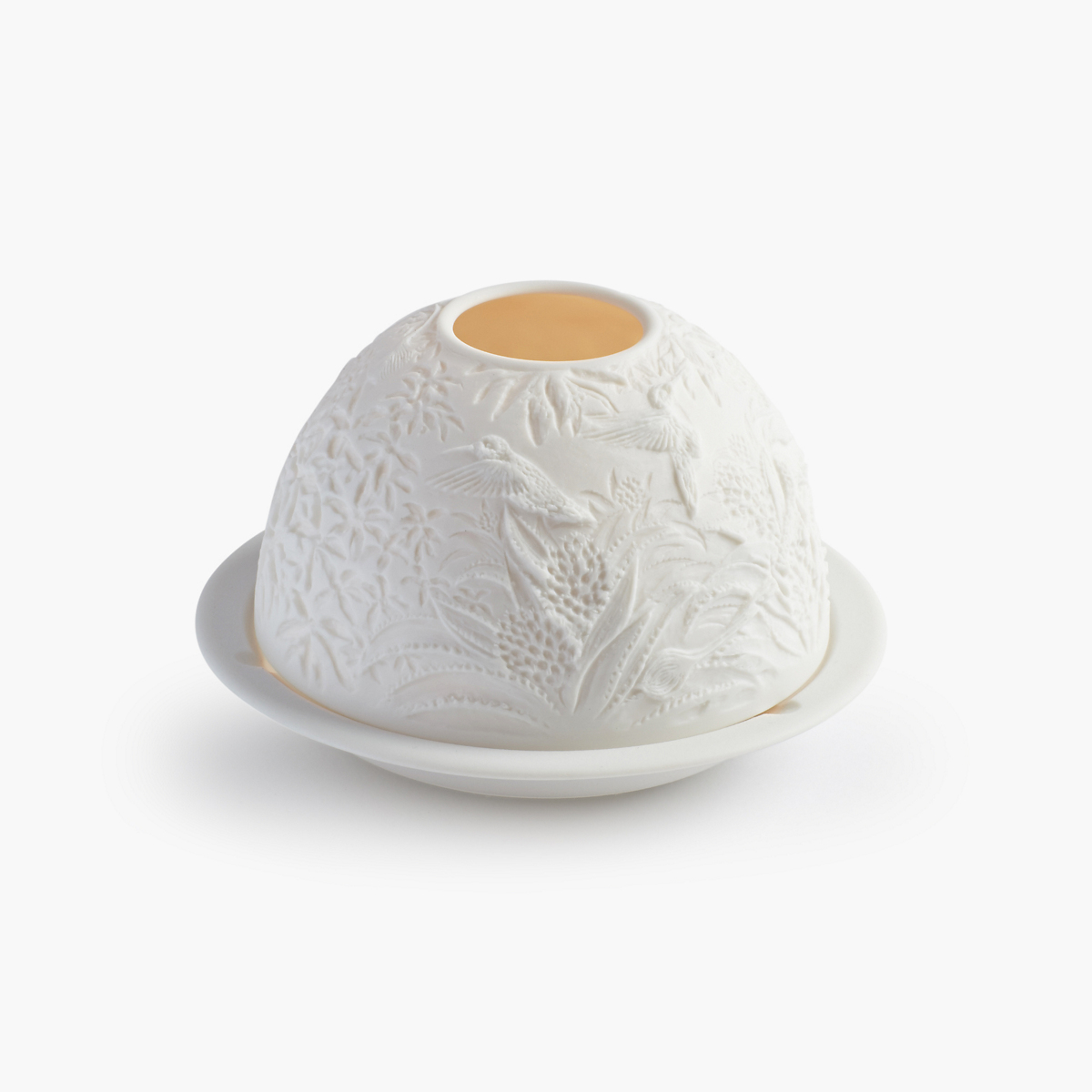 Bernardaud Hummingbird Votive