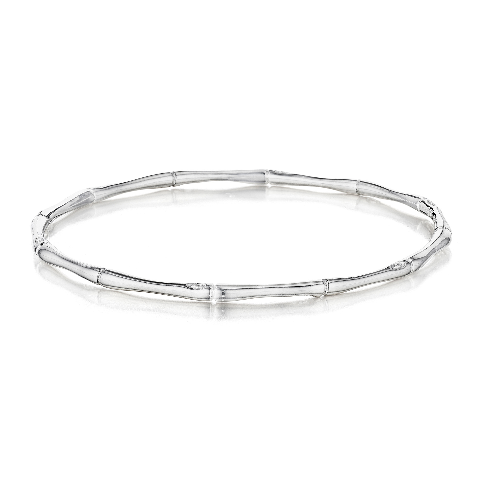 Plain Thin Bamboo Bangle