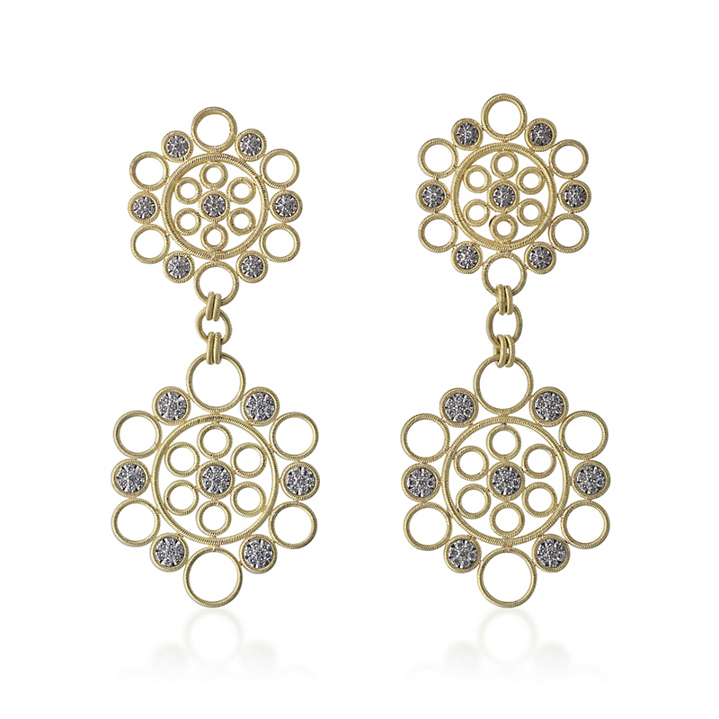 Buccellati Maria Drop Earrings