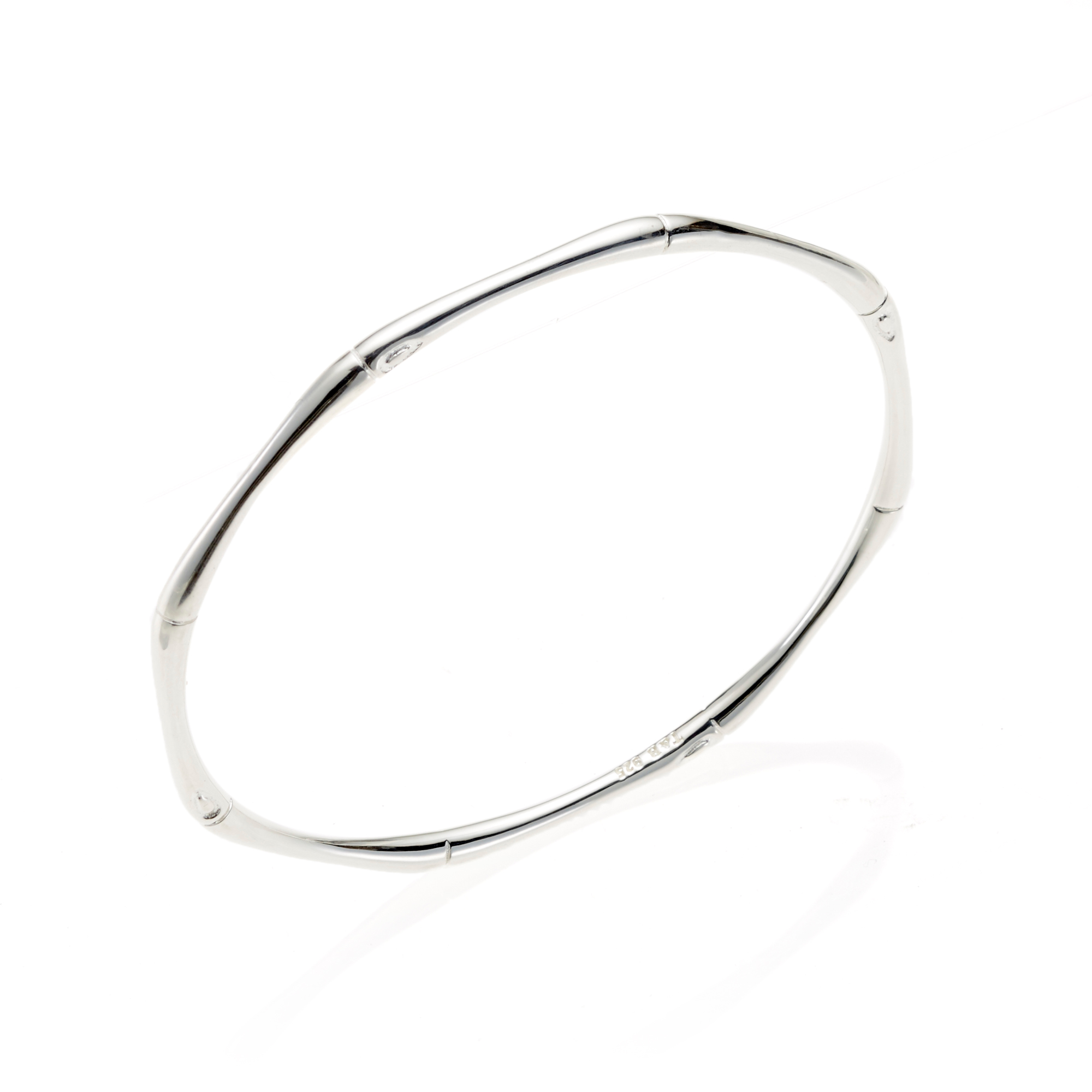 Plain Thick Bamboo Bangle