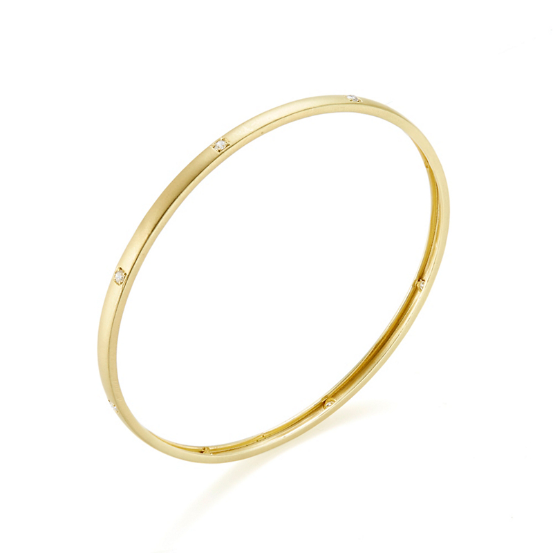 ILA Diamond Capri Bangle