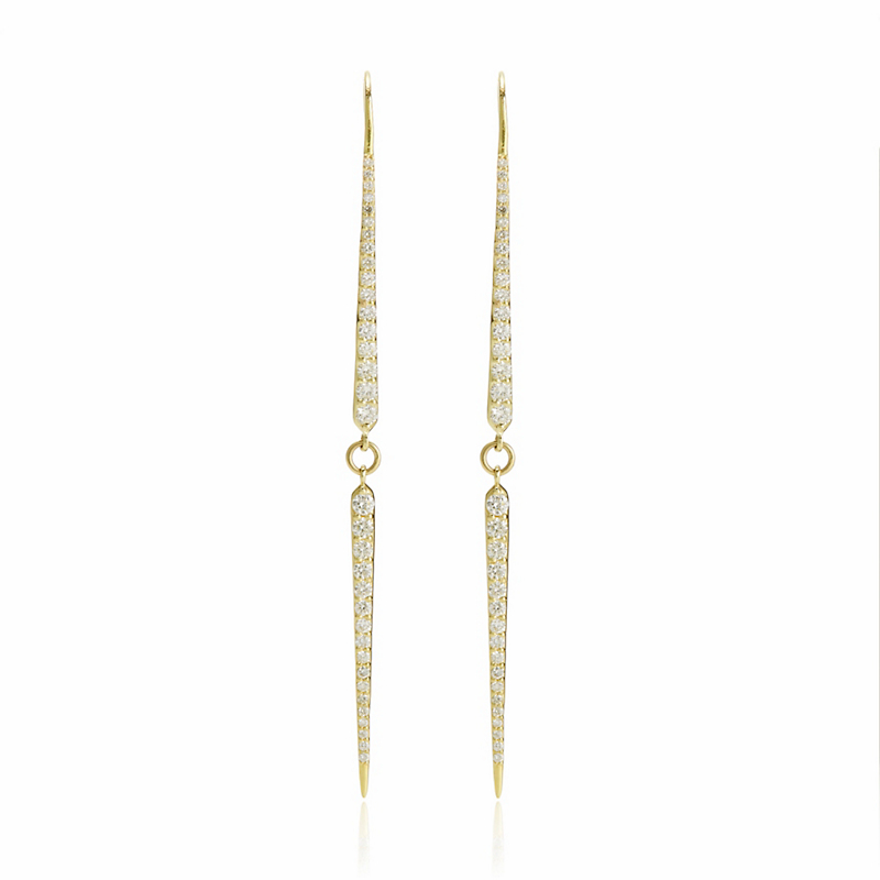 ILA Stasya Diamond Earrings