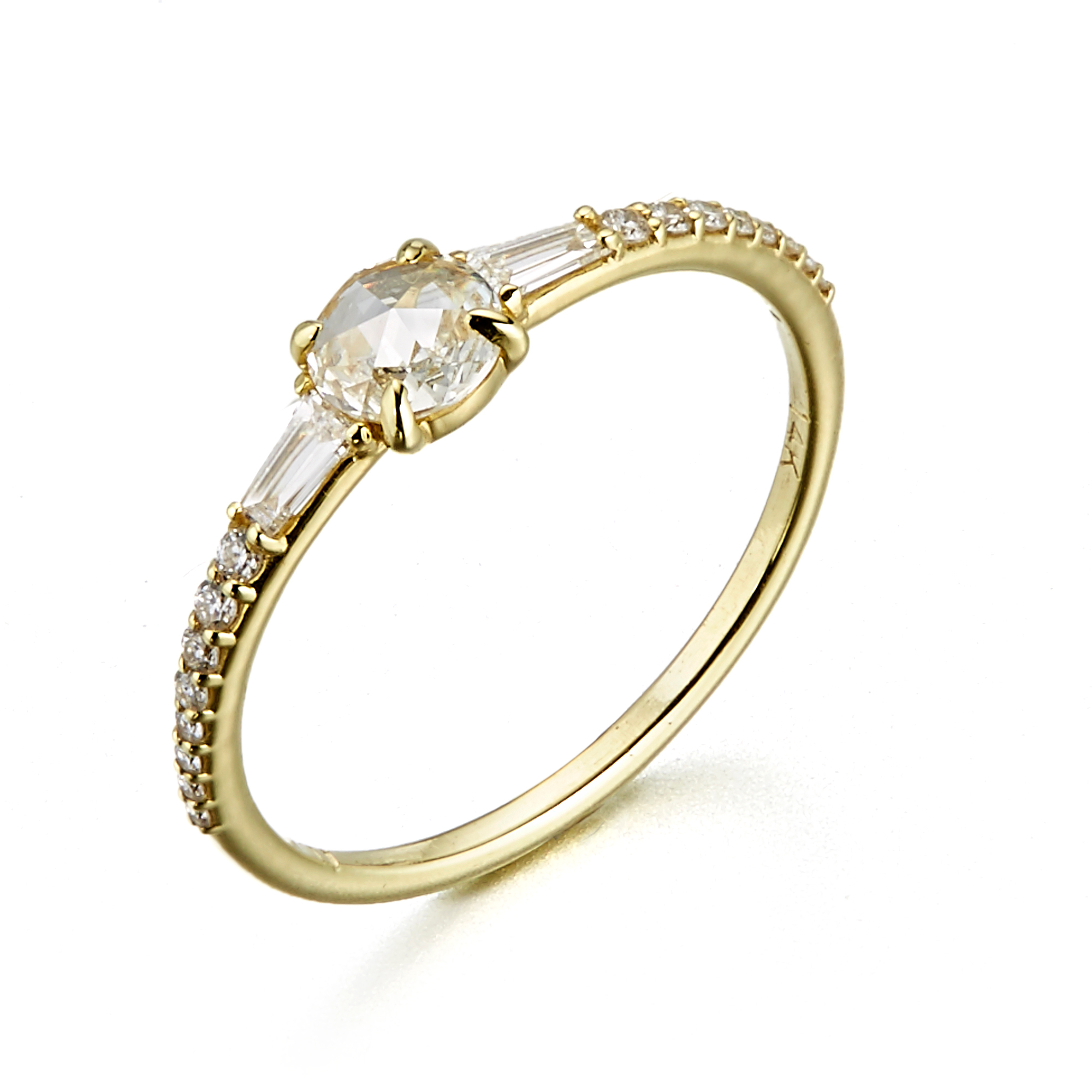 ILA Parson Diamond Ring