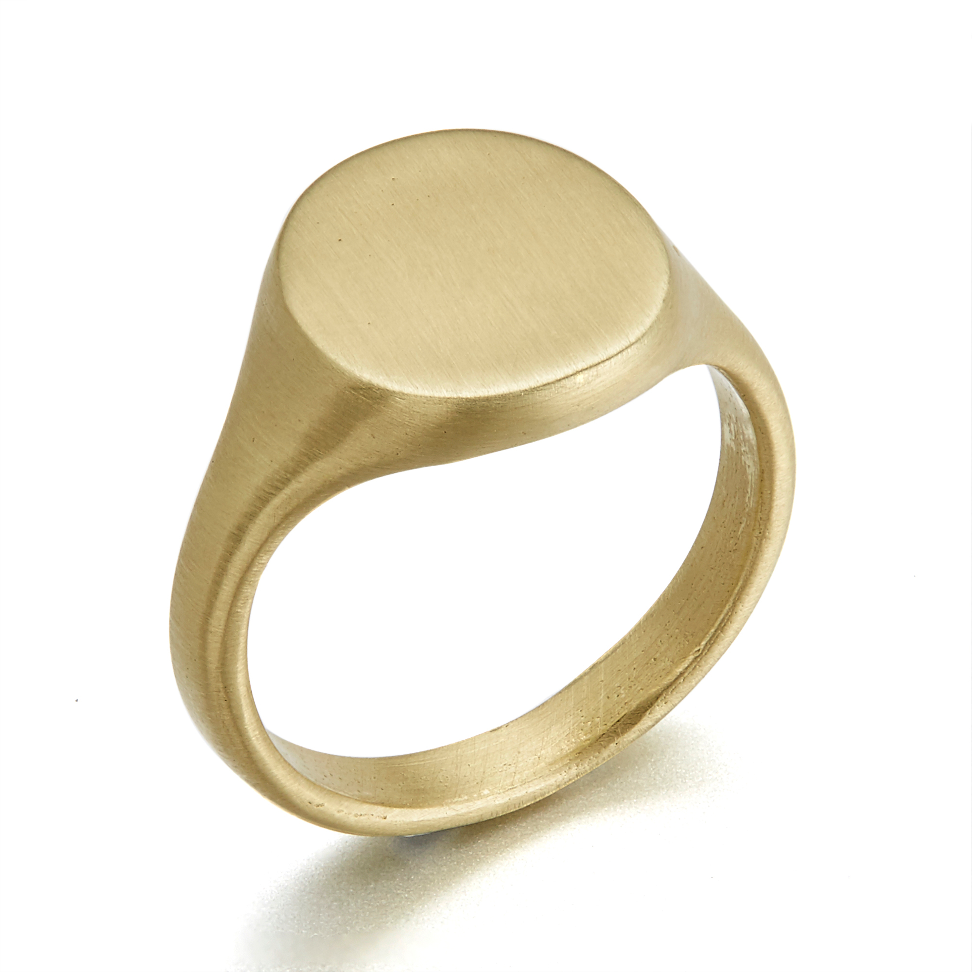 Monica Marcella Obispo Signet Ring