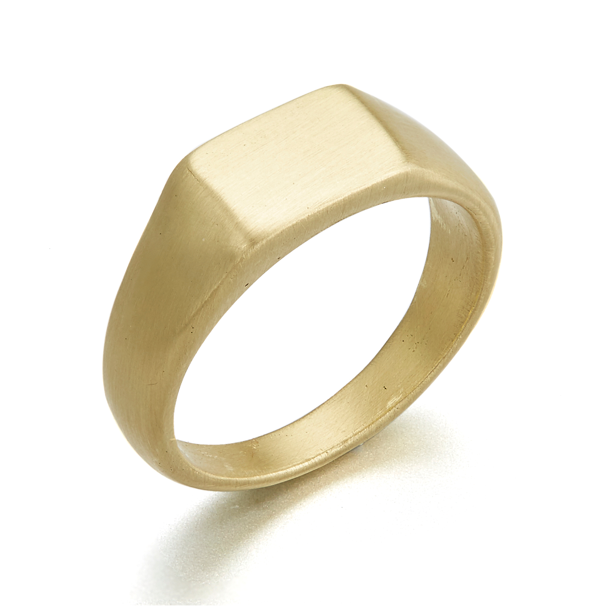 Monica Marcella Mesa Signet Ring