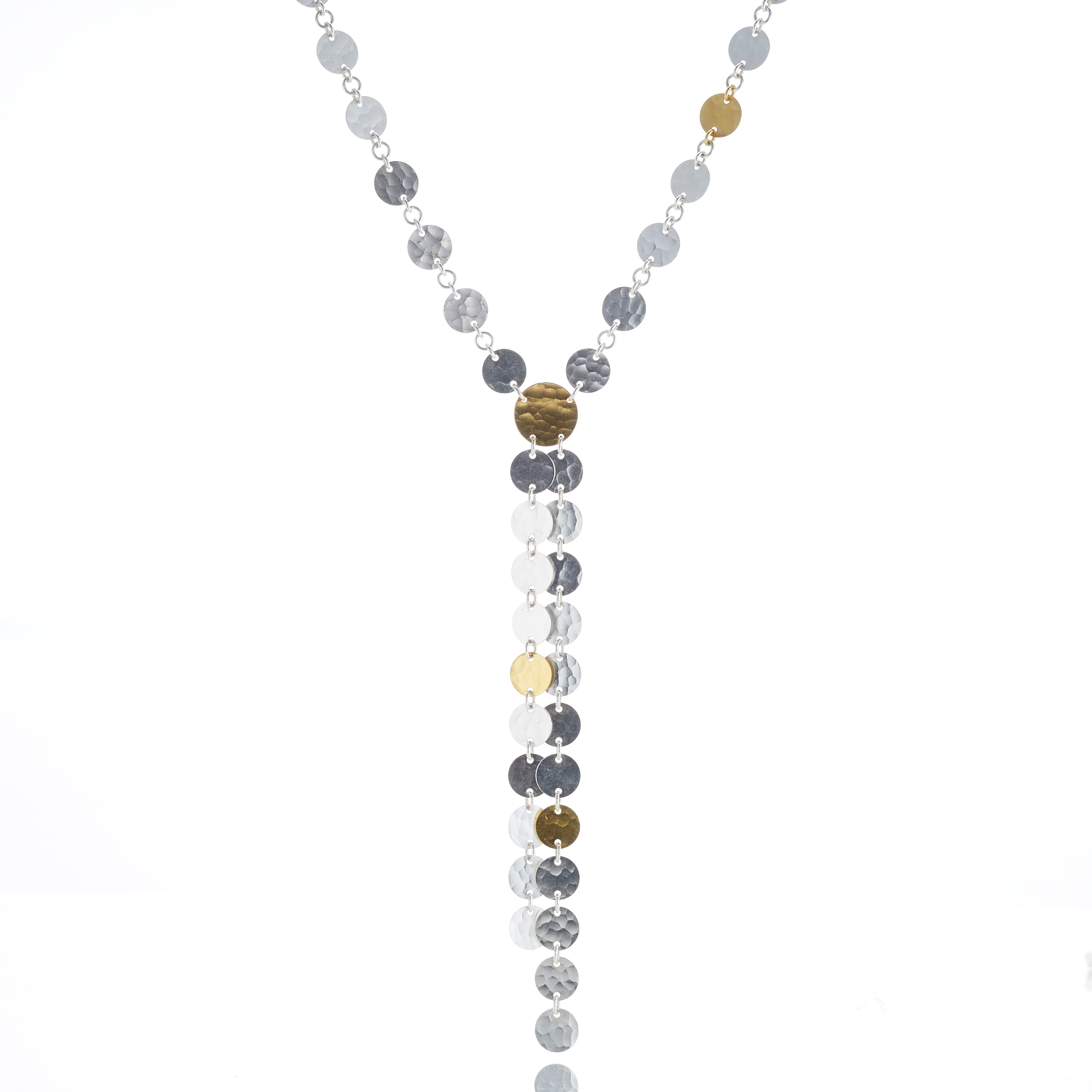 Gurhan Sequin Lush Lariat Necklace