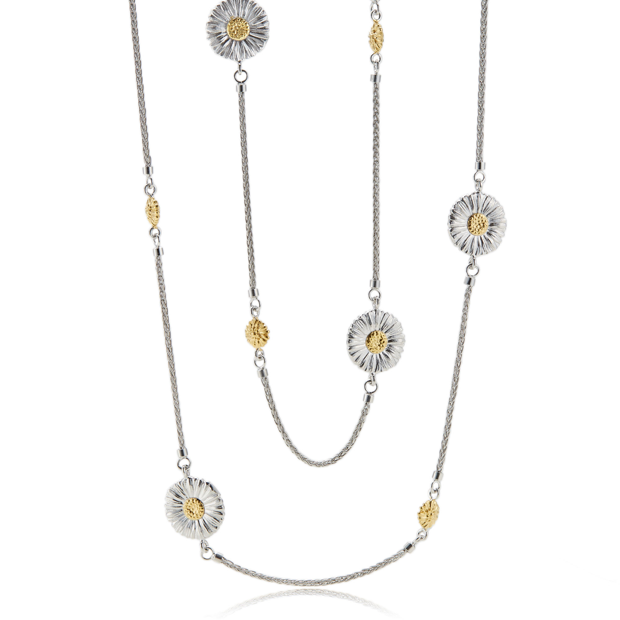 Buccellati Daisy Long Necklace