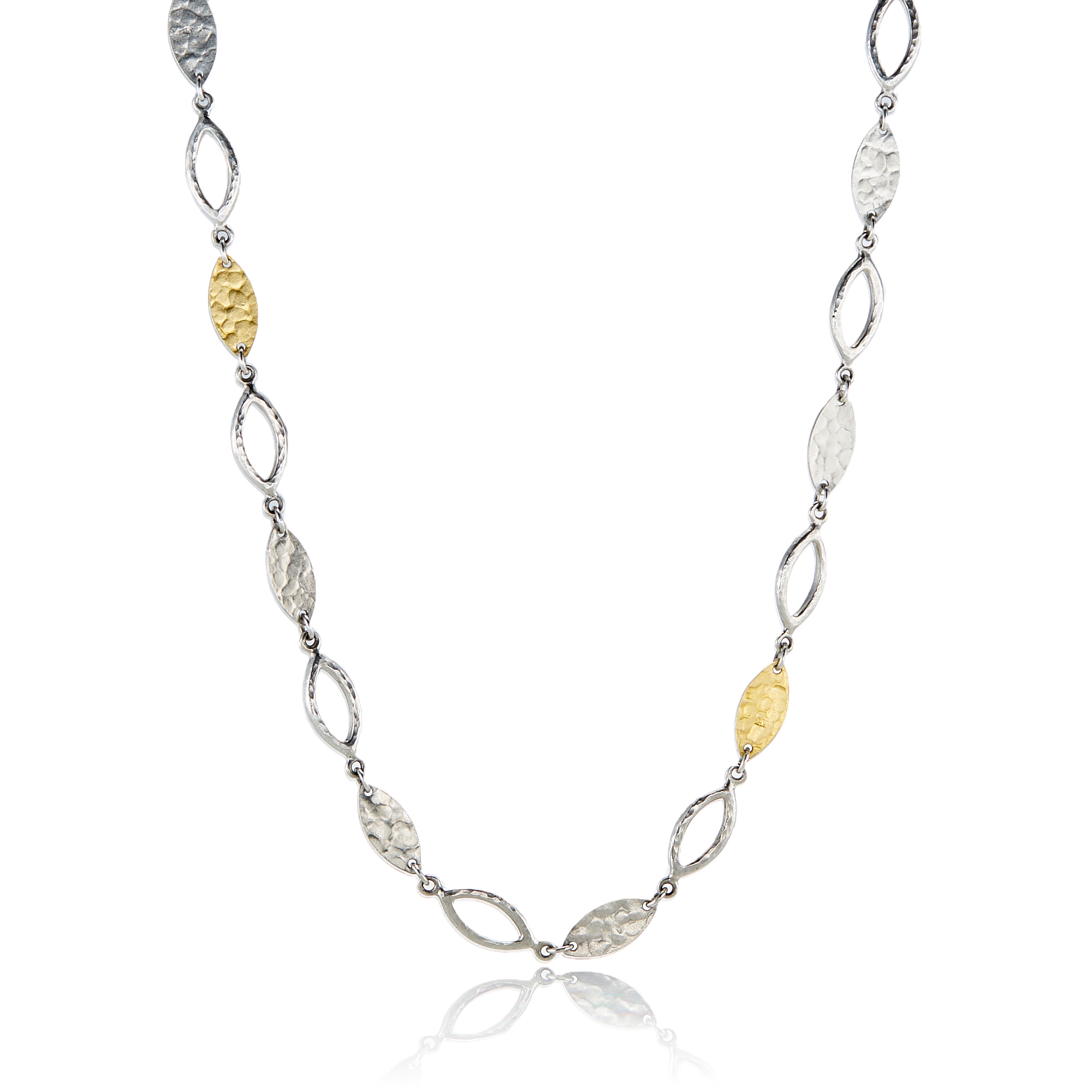 Gurhan Willow Geo Necklace
