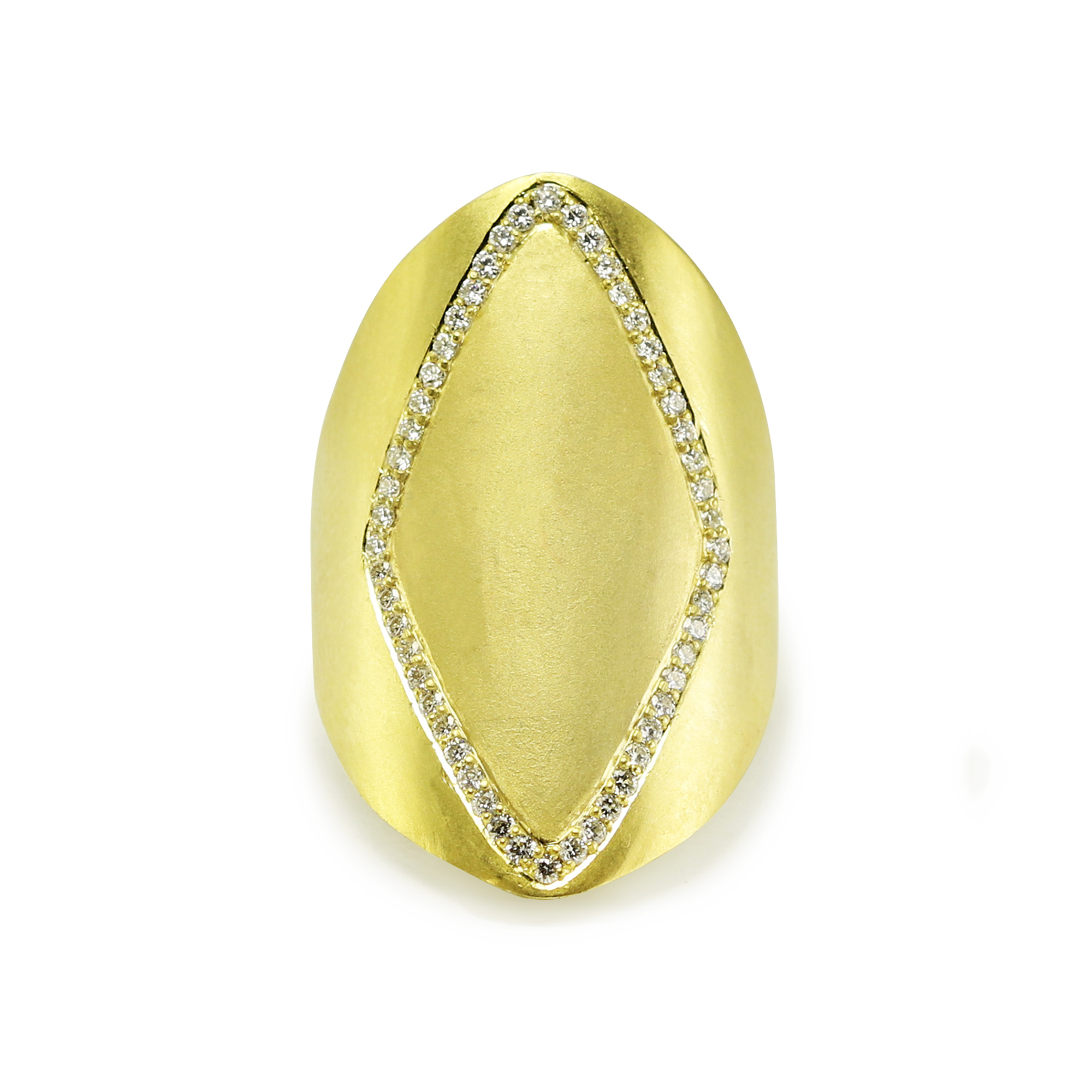 ILA Diamond & Recycled Gold Phineas Ring