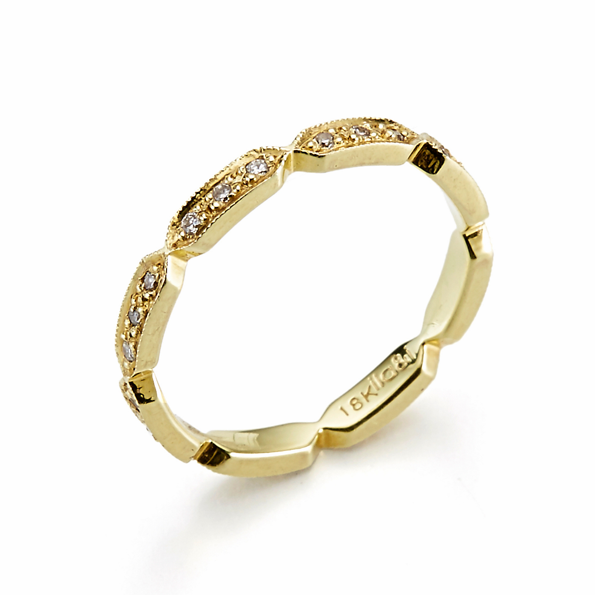 ILA Nehra Diamond Eternity Ring
