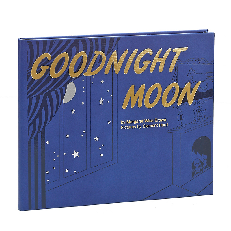 Graphic Image Personalized Goodnight Moon