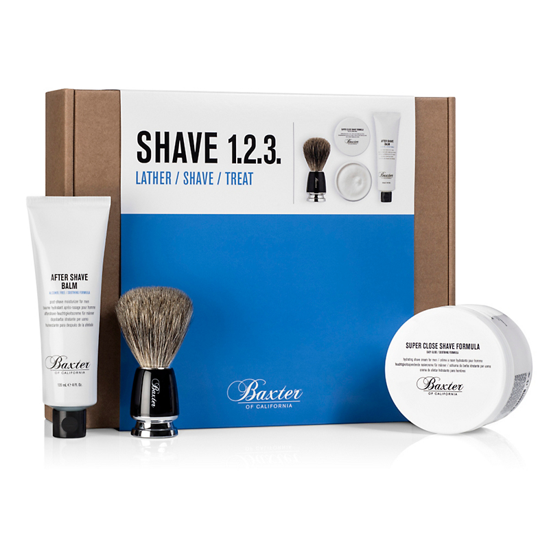 The Shave Kit 123