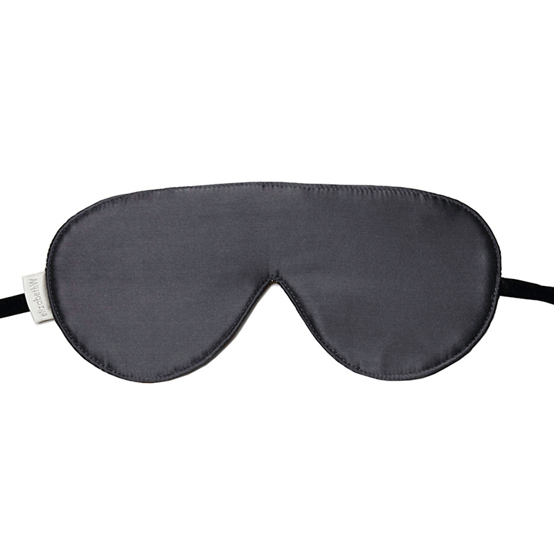 Elizabeth W Sleep Mask, Slate