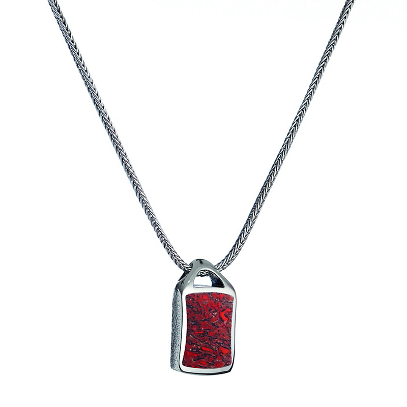 William Henry Dino Spark Pendant