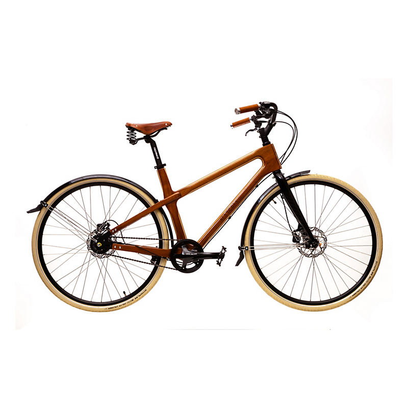Materia Bikes City Bike Grace, Redwood