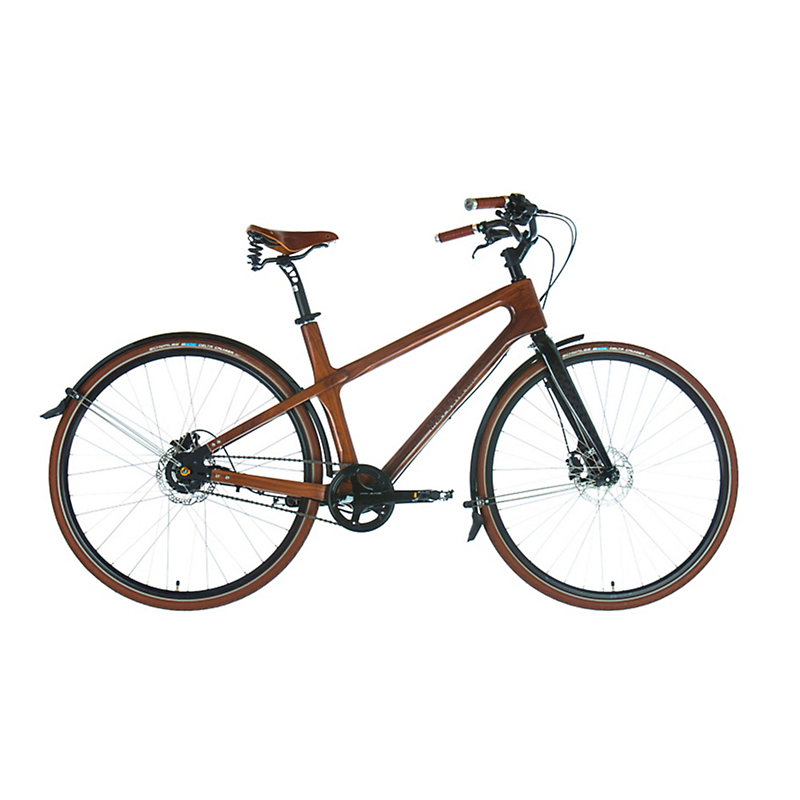 Materia Bikes City Bike Grace, Walnut