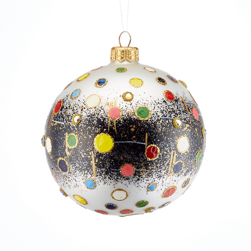 Thomas Glenn Happy Dots Ornament