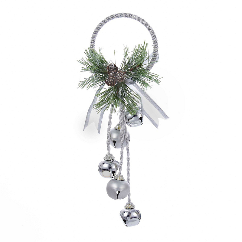 Silver Bells Door Hanger