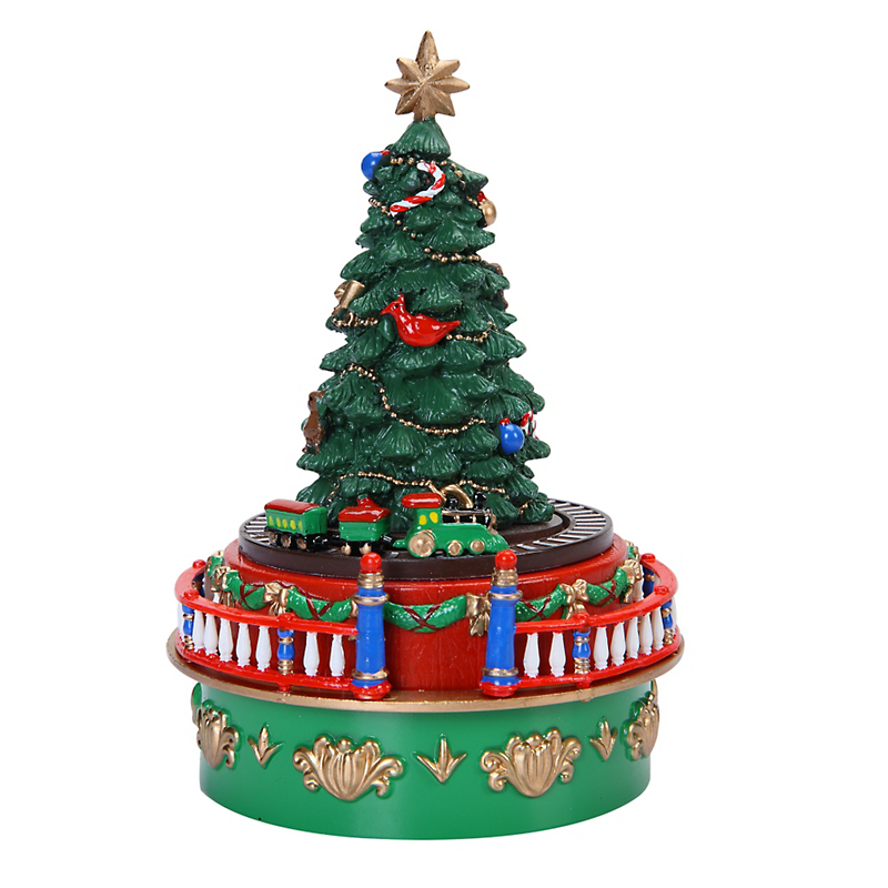 Mr. Christmas  Mini Tree Musical