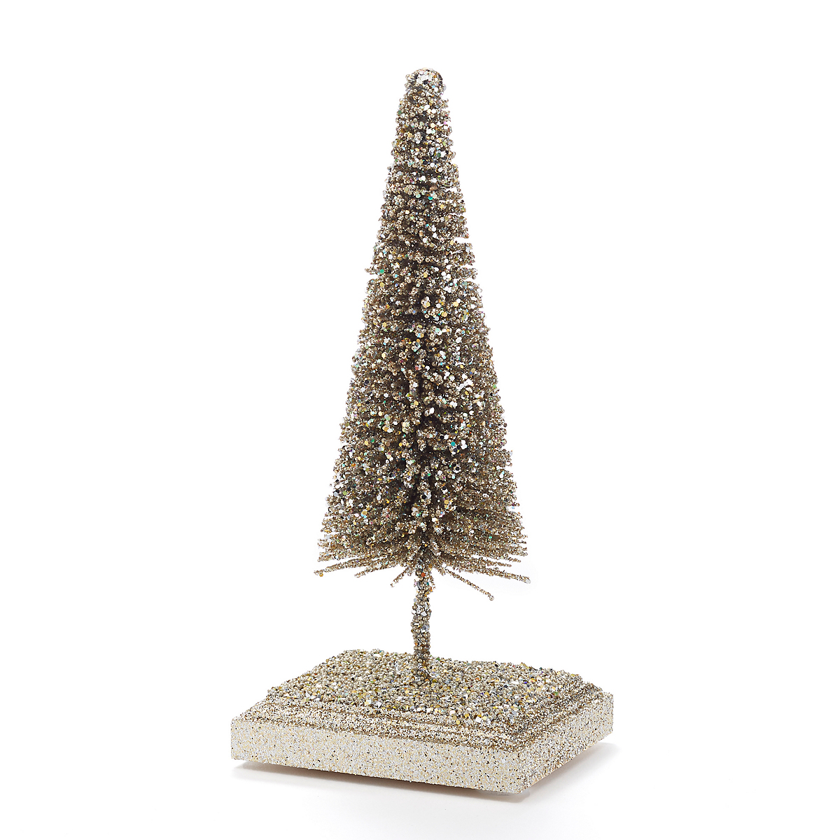 "Ino Schaller  9"" Tree on Square Stand"