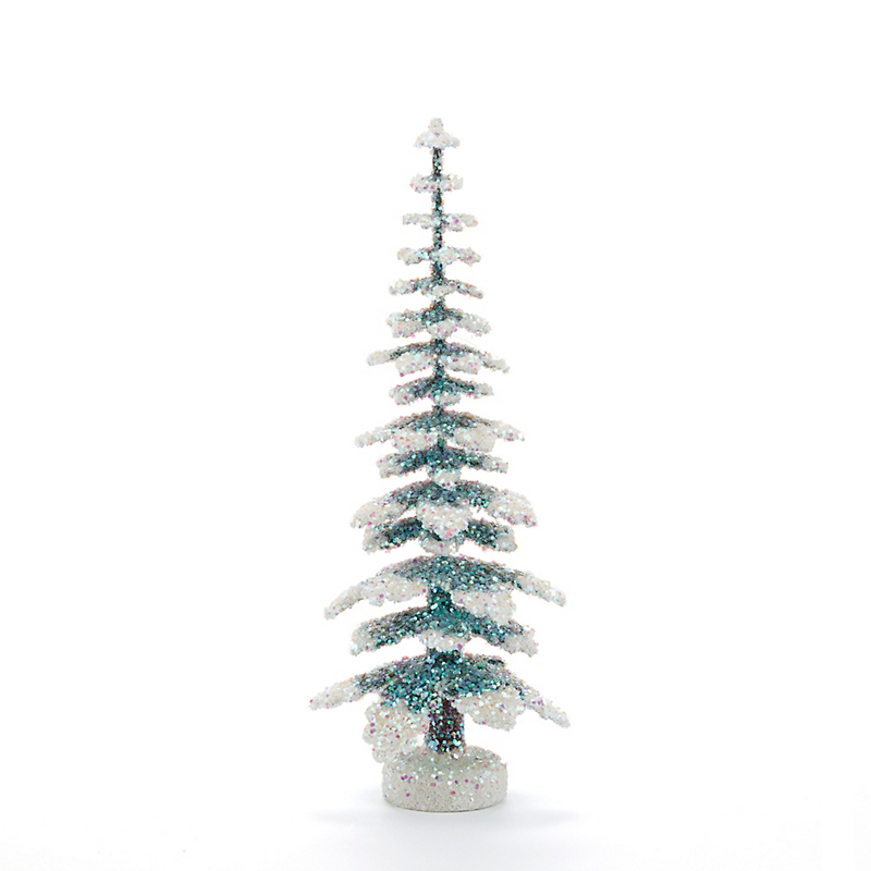 "Ino Schaller  9 1/2"" Frosted Tree"